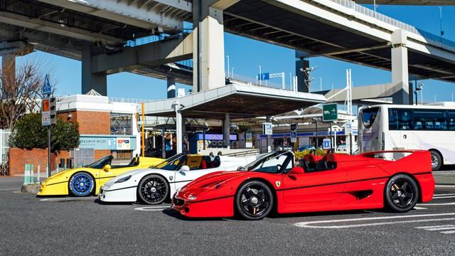 Người Nhật chơi siêu xe theo cách không giống ai - Ảnh 13.