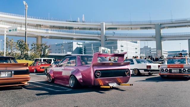 Người Nhật chơi siêu xe theo cách không giống ai - Ảnh 17.