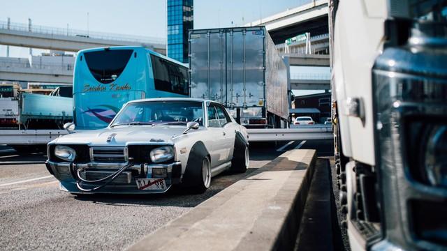 Người Nhật chơi siêu xe theo cách không giống ai - Ảnh 18.