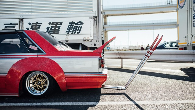 Người Nhật chơi siêu xe theo cách không giống ai - Ảnh 19.