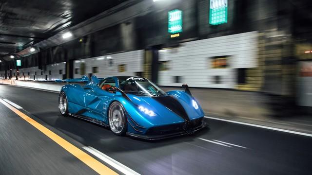 Người Nhật chơi siêu xe theo cách không giống ai - Ảnh 29.