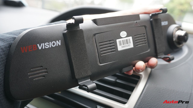 Đánh giá camera hành trình Webvision M39: Dễ lắp đặt, nhiều tính năng an toàn cho ô tô - Ảnh 13.