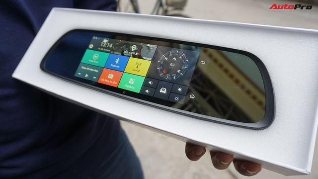 Đánh giá camera hành trình Webvision M39: Dễ lắp đặt, nhiều tính năng an toàn cho ô tô - Ảnh 8.