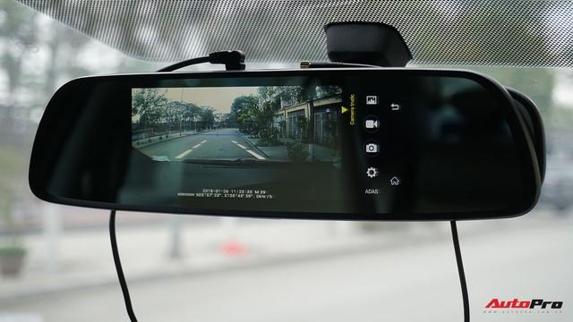 Đánh giá camera hành trình Webvision M39: Dễ lắp đặt, nhiều tính năng an toàn cho ô tô - Ảnh 16.