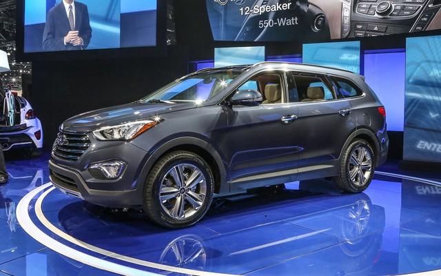 Hyundai và những kỳ vọng vào Santa Fe ra mắt trong tuần tới - Ảnh 1.