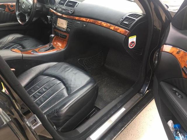 Từ 2 tỷ đồng, Mercedes-Benz E280 đời 2007 rao bán lại giá 500 triệu đồng - Ảnh 7.