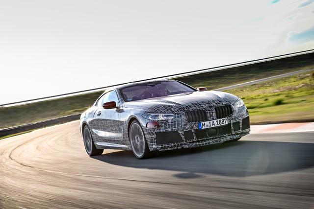 Đông Nam Á được chọn là nơi BMW 8-Series ra mắt toàn cầu? - Ảnh 4.