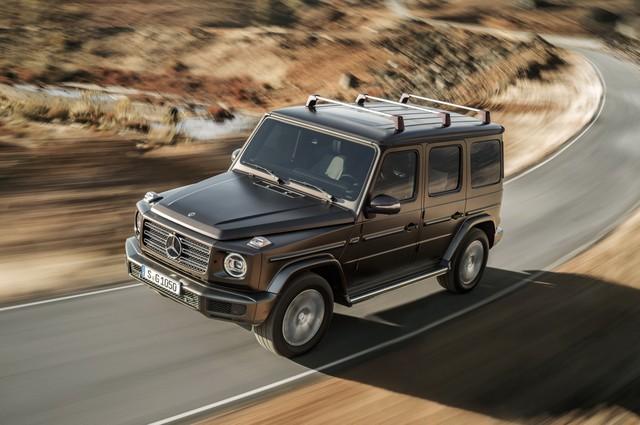 Mercedes-Benz G-Class sớm không còn uống xăng như nước lã nhưng...  - Ảnh 1.