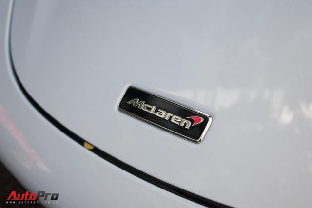 Siêu xe McLaren 720S độc nhất vô nhị bất ngờ xuất hiện tại Sài Gòn - Ảnh 6.