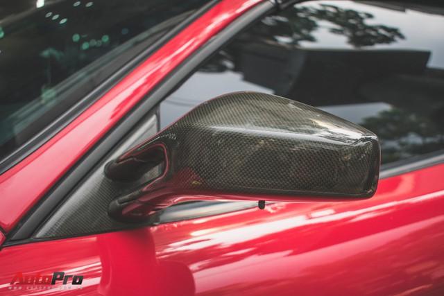 Hàng hiếm Ferrari F430 Spider tháo bánh lau chùi trên vỉa hè Sài Gòn - Ảnh 5.