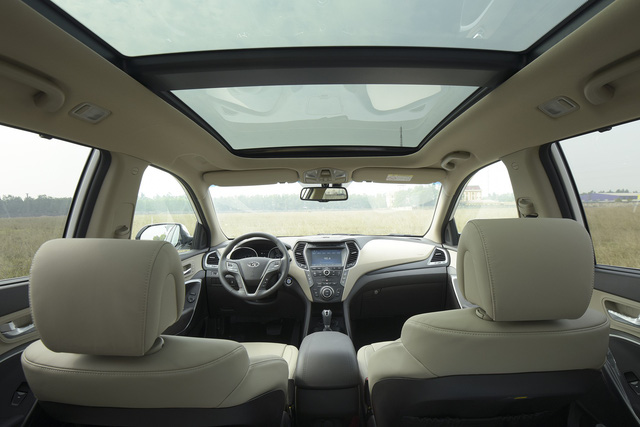 SUV 7 chỗ, chọn Honda CR-V 2018 hay Hyundai Santa Fe 2017? - Ảnh 37.
