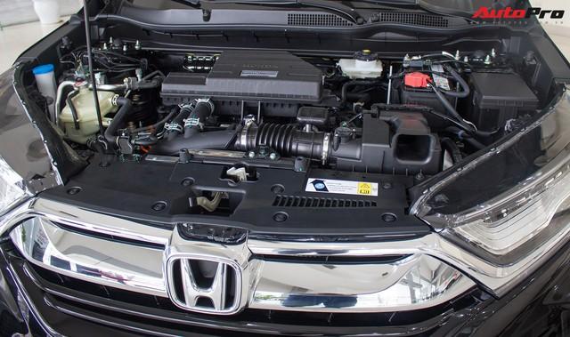 SUV 7 chỗ, chọn Honda CR-V 2018 hay Hyundai Santa Fe 2017? - Ảnh 12.