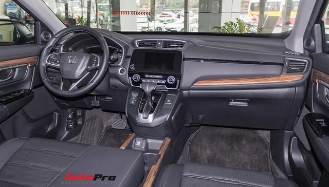 SUV 7 chỗ, chọn Honda CR-V 2018 hay Hyundai Santa Fe 2017? - Ảnh 6.