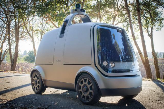 Hai kỹ sư rời bỏ Google để chế tạo một chiếc xe tự lái hoàn toàn khác biệt, không phải dùng để chở người - Ảnh 2.