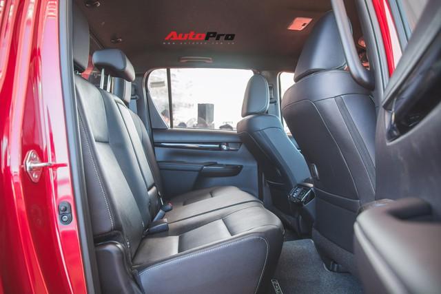 Soi kĩ Toyota Hilux TRD Sportivo 2018 lần đầu tiên ra mắt tại Việt Nam - Ảnh 20.