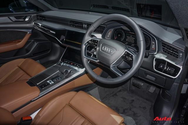 Chi tiết Audi A7 Sportback sắp ra mắt Việt Nam, đối đầu BMW 6-Series Gran Coupe - Ảnh 3.