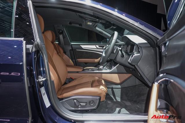 Chi tiết Audi A7 Sportback sắp ra mắt Việt Nam, đối đầu BMW 6-Series Gran Coupe - Ảnh 4.