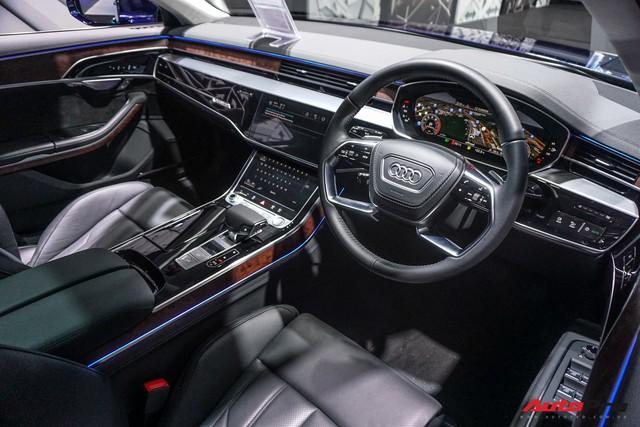 Xe sang tốt nhất Audi A8 L chào sân Đông Nam Á, về Việt Nam cuối năm nay - Ảnh 3.