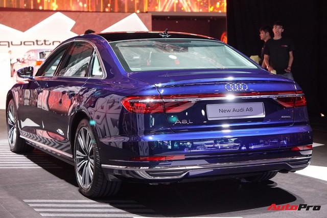 Xe sang tốt nhất Audi A8 L chào sân Đông Nam Á, về Việt Nam cuối năm nay - Ảnh 1.