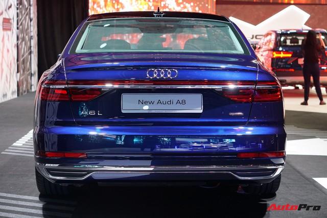 Xe sang tốt nhất Audi A8 L chào sân Đông Nam Á, về Việt Nam cuối năm nay - Ảnh 4.