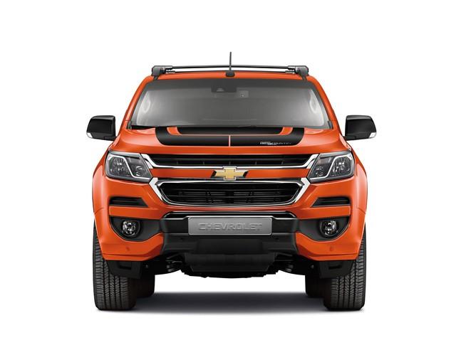 Trước khi được VinFast phân phối, Chevrolet Colorado thêm phiên bản đặc biệt giới hạn cho khách Việt - Ảnh 3.