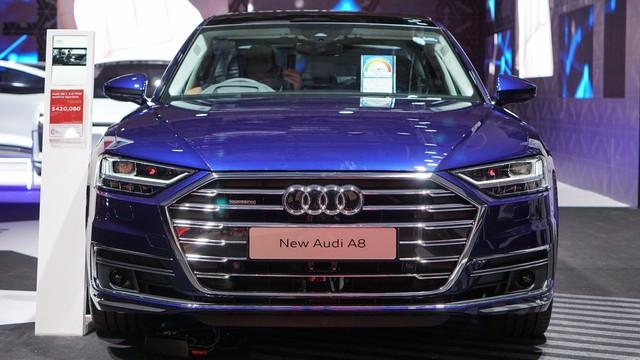"""""""Xe sang tốt nhất"""" Audi A8 L chào sân Đông Nam Á, về Việt Nam cuối năm nay"""