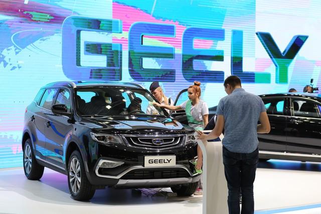 Các hãng xe Trung Quốc trước thách thức và cơ hội trời cho - Ảnh 2.