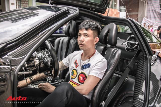 Minh nhựa lần đầu nói về chuyện chơi siêu xe tại Việt Nam: Có thể mình già rồi nên kiêng kỵ tốc độ - Ảnh 5.