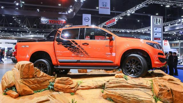 Trước khi được VinFast phân phối, Chevrolet Colorado thêm phiên bản đặc biệt giới hạn cho khách Việt