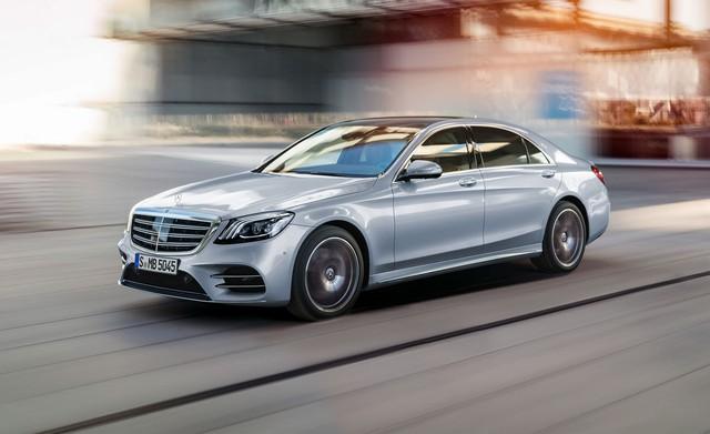 Mercedes-Benz S-Class mới lỡ hẹn 2019 để tích hợp công nghệ tự lái cấp 3 - Ảnh 1.