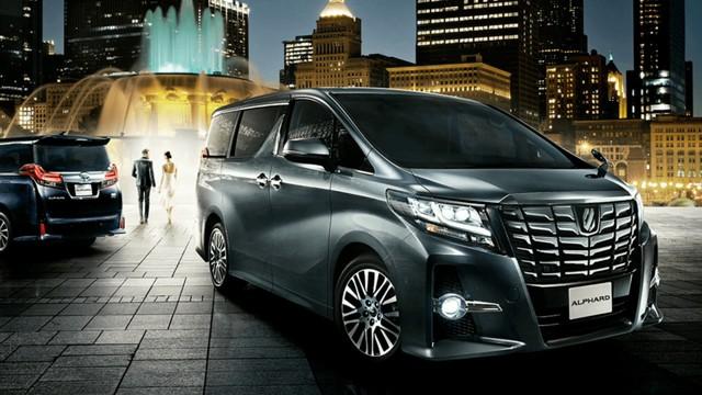 Lexus sẽ sản xuất minivan như Toyota Alphard nhưng sang trọng hơn   - Ảnh 1.