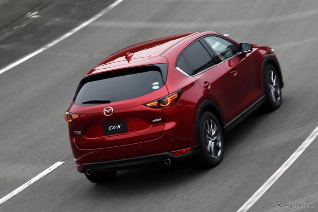 Ảnh thực tế Mazda CX-5 2019 với động cơ tăng áp vừa ra mắt - Ảnh 11.