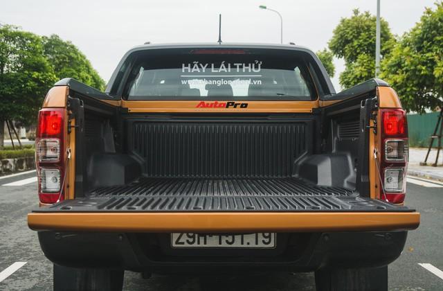 Trải nghiệm nhanh Ford Ranger Wildtrak 2018: Dễ hiểu tại sao là vua phân khúc bán tải - Ảnh 7.