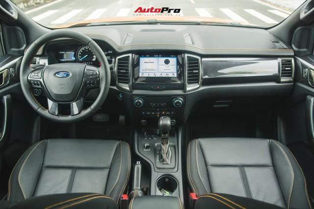 Trải nghiệm nhanh Ford Ranger Wildtrak 2018: Dễ hiểu tại sao là vua phân khúc bán tải - Ảnh 9.