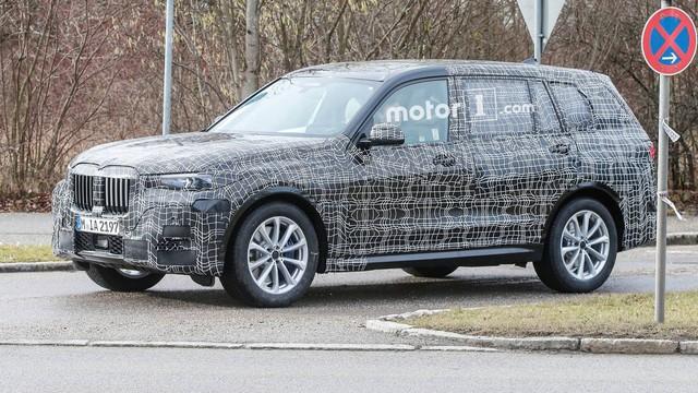 SUV lá cờ đầu BMW X7 mới ra mắt ngay tháng 10 này với quả thận đôi lớn chưa từng có - Ảnh 4.