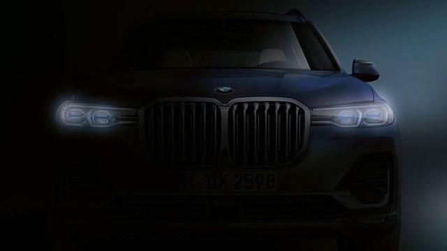SUV lá cờ đầu BMW X7 mới ra mắt ngay tháng 10 này với quả thận đôi lớn chưa từng có - Ảnh 1.