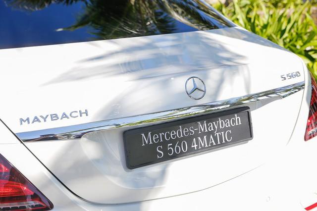 Tổng giám đốc Mercedes-Benz Việt Nam kỳ vọng với doanh số bán Maybach - Ảnh 1.