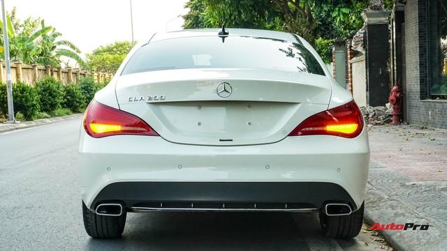 Mercedes-Benz CLA 200 bán lại rẻ như Toyota Altis mua mới - Ảnh 5.