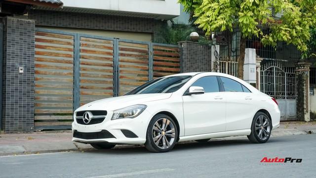 Mercedes-Benz CLA 200 bán lại rẻ như Toyota Altis mua mới - Ảnh 3.
