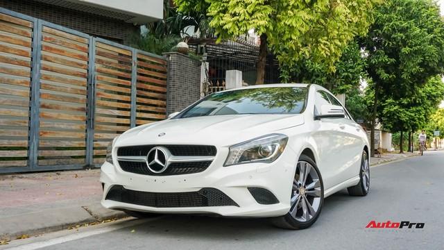 Mercedes-Benz CLA 200 bán lại rẻ như Toyota Altis mua mới - Ảnh 18.