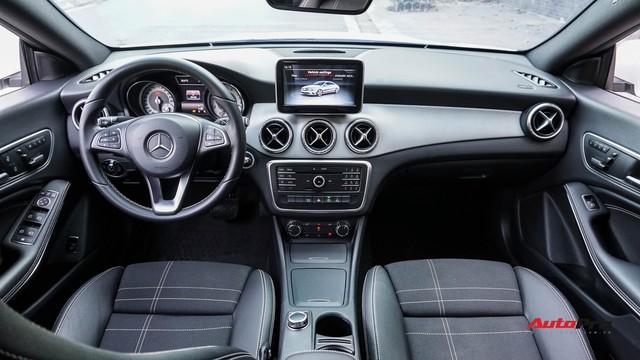 Mercedes-Benz CLA 200 bán lại rẻ như Toyota Altis mua mới - Ảnh 7.