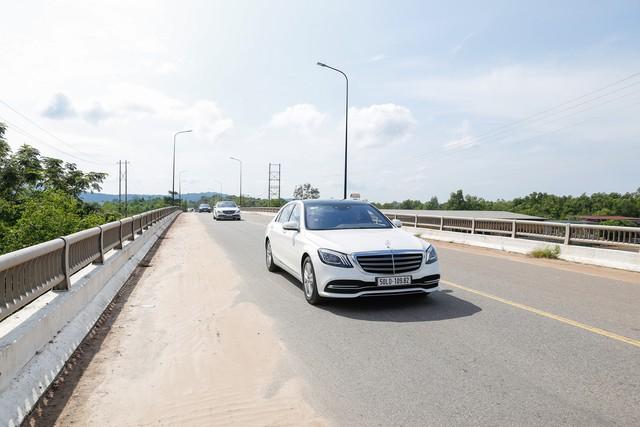 3 ngày thử làm đại gia Việt sở hữu Mercedes S-Class: Cuộc sống thượng lưu vây quanh xe sang - Ảnh 10.