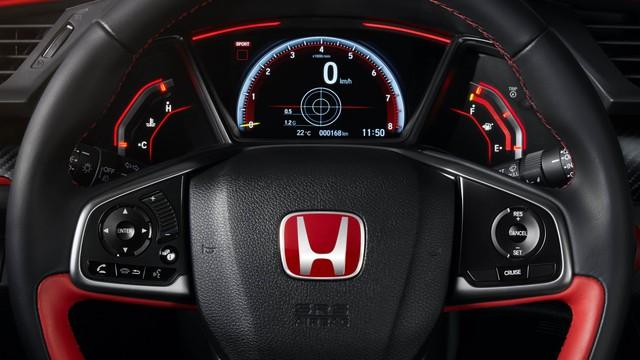 Honda Civic Type R chuẩn bị ra mắt tại Việt Nam - Xe thể thao tiền tỷ kén người chơi - Ảnh 8.
