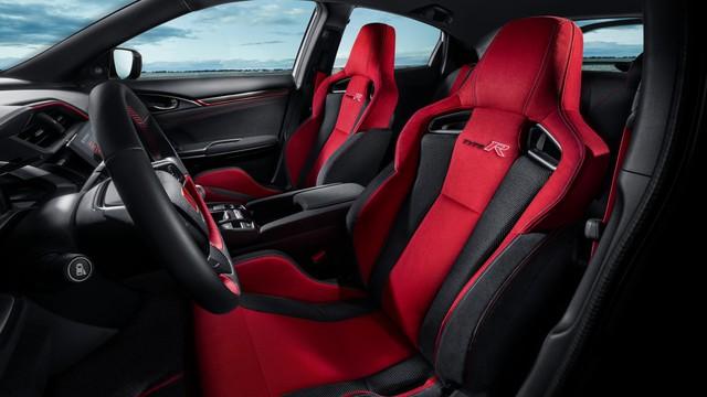 Honda Civic Type R chuẩn bị ra mắt tại Việt Nam - Xe thể thao tiền tỷ kén người chơi - Ảnh 3.
