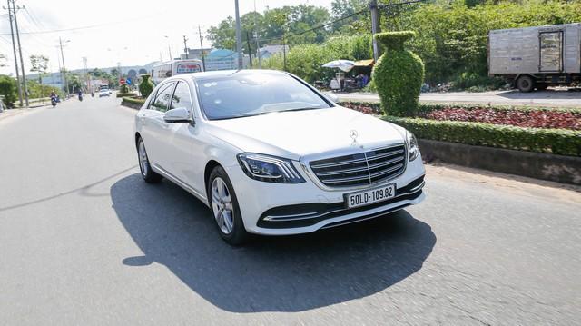 3 ngày thử làm đại gia Việt sở hữu Mercedes S-Class: Cuộc sống thượng lưu vây quanh xe sang