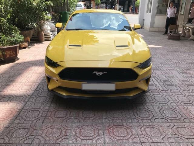 Đại gia Việt chán Ford Mustang 2018 chỉ sau 1.700km, bán lại với giá như mới - Ảnh 3.