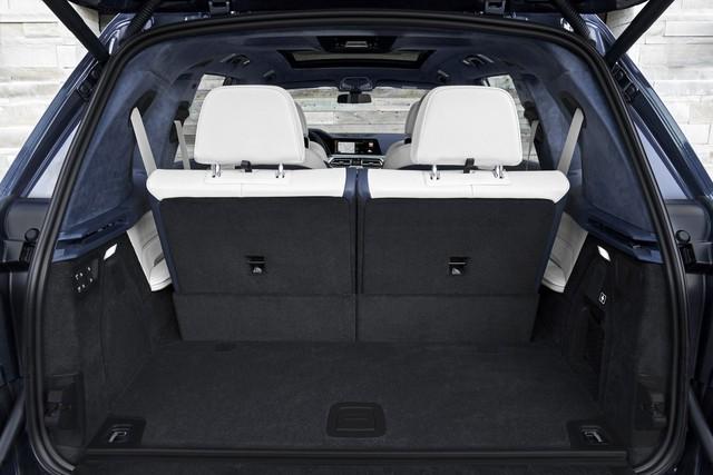 Ra mắt BMW X7 2019: Lớn như Cadillac Escalade, sang như Rolls-Royce, tham vọng lấn át Mercedes GLS - Ảnh 21.
