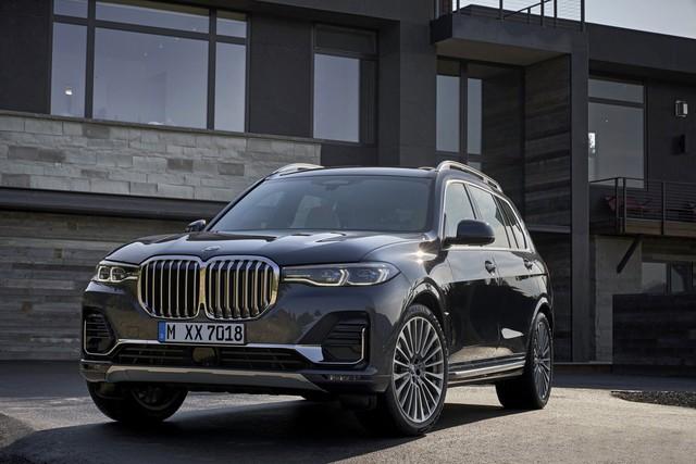 Ra mắt BMW X7 2019: Lớn như Cadillac Escalade, sang như Rolls-Royce, tham vọng lấn át Mercedes GLS - Ảnh 25.