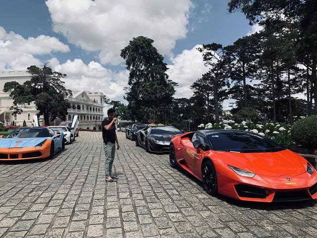 Dàn siêu xe của đại gia Sài Gòn đổ bộ lên Đà Lạt, tiền trạm cho Car & Passion 2019 - Ảnh 10.