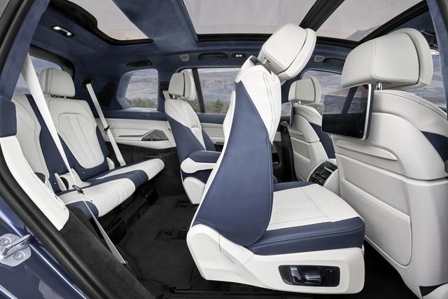 Ra mắt BMW X7 2019: Lớn như Cadillac Escalade, sang như Rolls-Royce, tham vọng lấn át Mercedes GLS - Ảnh 18.